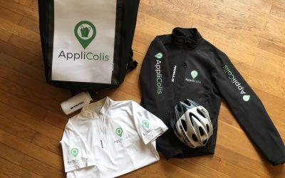 AppliColis : la  livraison écologique, humaine et numérique