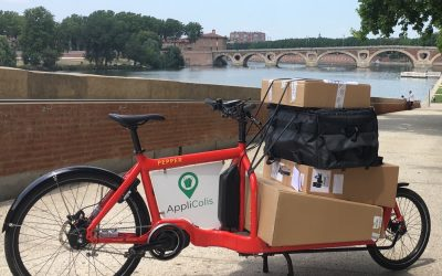 A vélo cargo, peut-on tout livrer ? Partout ?